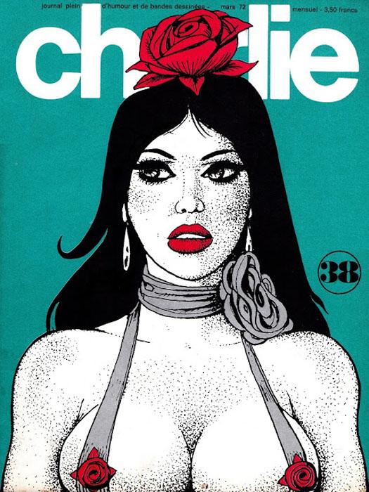 Georges Pichard - Couverture de Charlie Hebdo
